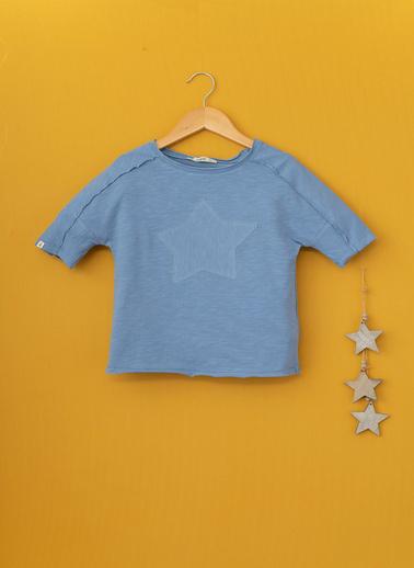 Cigit Tişört Mavi